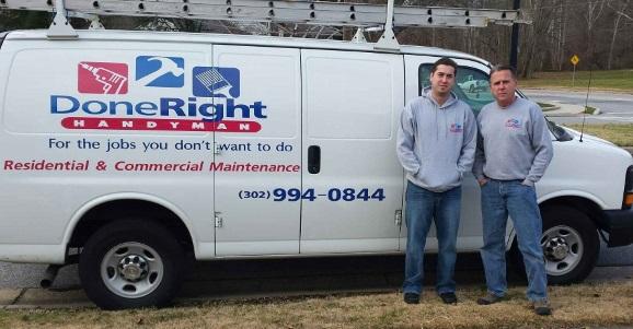 Wilmington Delaware home repairs