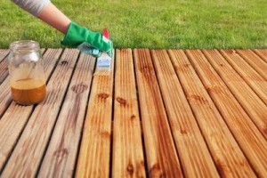 Exterior power washing & decks